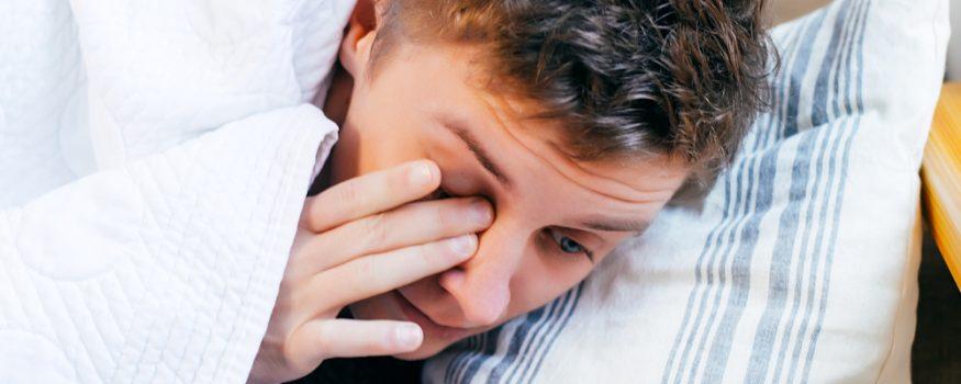 Was ist eine Schlafstörung und die Verbindung zur Beatmung