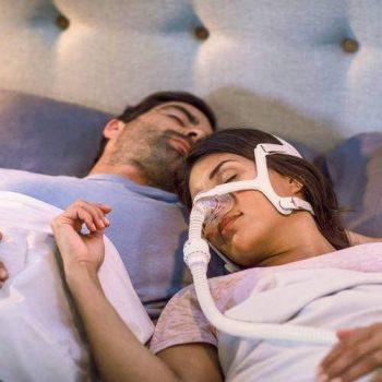 CPAP-Druckregelung